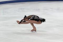 2011年冠军花样滑冰世界 免版税库存照片
