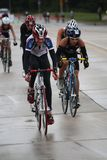 2011年冠军ironkids三项全能我们 免版税库存图片