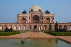 2011年德里印度新的11月 免版税库存照片