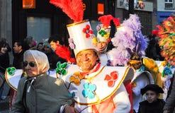 2011年狂欢节巴黎 库存图片
