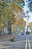 2011年马拉松都灵 免版税库存照片