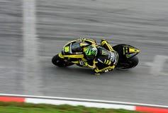 2011年马来西亚motogp 库存图片