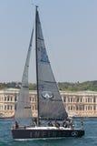 2011年bosphorus收集杯子航行w 库存照片