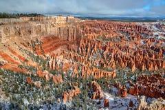 2011年bryce峡谷不祥之物可以 免版税库存图片