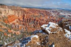 2011年bryce峡谷可以美国犹他 库存照片
