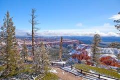 2011年bryce峡谷可能查看 免版税图库摄影