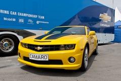 2011年camaro薛佛列汽车小牧场波尔图葡萄牙 库存图片