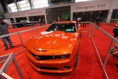 2011年chevy的camaro 免版税库存照片