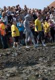 2011年maldon泥种族 图库摄影