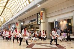 2011年odori仙台suzume 图库摄影