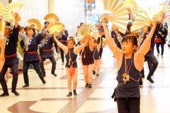 2011年odori仙台suzume 库存照片