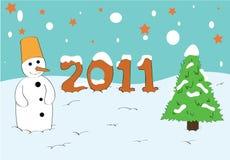 2011看板卡新年度 库存图片
