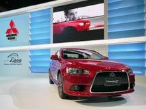 2011第32个曼谷国际汽车展示会 图库摄影