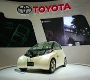 2011第32个曼谷国际汽车展示会 免版税图库摄影