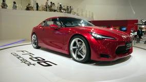 2011第32个曼谷国际汽车展示会 库存照片