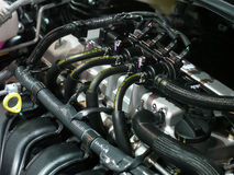 2011第32个曼谷国际汽车展示会 免版税库存照片
