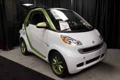 2011 électriques intelligents Image libre de droits