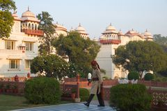 2011 Ινδία Jaipur Νοέμβριος Στοκ φωτογραφία με δικαίωμα ελεύθερης χρήσης