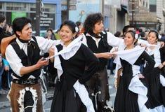 2011 καρναβάλι Παρίσι στοκ εικόνα με δικαίωμα ελεύθερης χρήσης