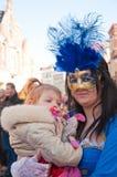 2011 Μπρέντα καρναβάλι Κάτω Χώρε Στοκ Φωτογραφίες