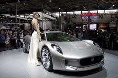 2011 автомобиль shanghai Стоковые Изображения RF