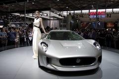 2011 автомобиль shanghai Стоковая Фотография RF