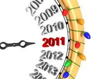 2011 Новый Год Стоковое Изображение RF