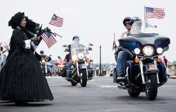 2011 свертывая вдов войны грома Стоковое Фото