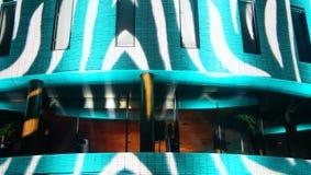 2011 строя офисов зарева eindhoven Стоковые Фотографии RF