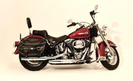 2011年中国P&E ï ¼ Harley Davidson摩托车 库存照片