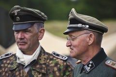 2011年和平显示战争 免版税库存照片