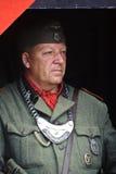 2011年和平显示战争 免版税库存图片