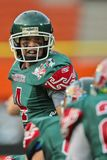2011年橄榄球日本墨西哥与wc 库存照片