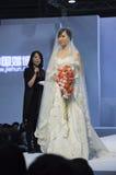 2011年瓷商展广州春天婚礼 免版税库存图片