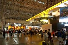 2011年电视知识竞赛东京 库存图片