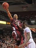 2011-12 NCAA de Actie van het Basketbal Stock Afbeeldingen