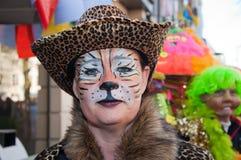 2011 Μπρέντα καρναβάλι Κάτω Χώρε Στοκ εικόνα με δικαίωμα ελεύθερης χρήσης