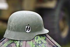 2011年和平显示战争 库存照片