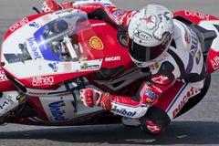 超级摩托车2011年 免版税库存照片