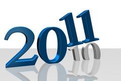 2011 3d Obrazy Stock
