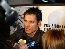 2011- Agente Raúl Bova Imágenes de archivo libres de regalías