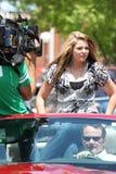 2011 alania America idol lauren Obraz Royalty Free