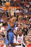 2011 All Star Dwight Howard Royalty Free Stock Images