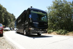 2011 Amgen Tour of California Royalty Free Stock Photos