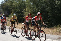 2011 Amgen Tour of California Stock Photo