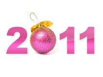 2011 anno Immagini Stock