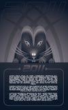 2011 - Ano do coelho Imagens de Stock
