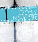 2011 ans Photo libre de droits