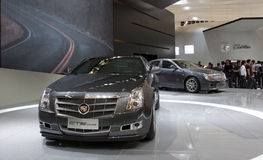 2011 auto Shanghai Obrazy Stock