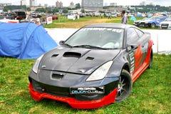 2011年autoexotica 免版税库存照片